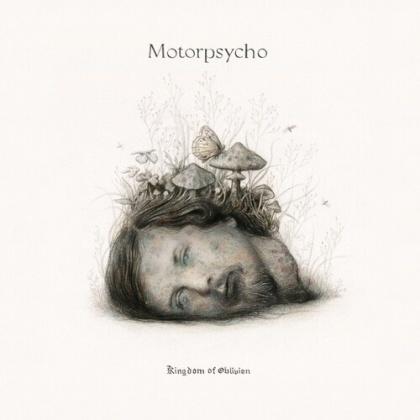 Motorpsycho - Kingdom Of Oblivion (Clear Vinyl, 2 LPs)