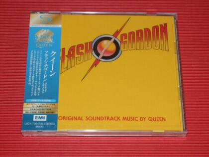 Queen - Flash Gordon (OST) - OST (2021 Reissue, Japan Edition, Deluxe Edition, Versione Rimasterizzata, 2 CD)