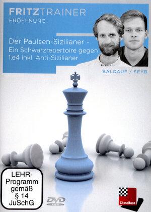 Der Paulsen-Sizilianer - Ein Schwarzrepertoire gegen 1.e4 inkl. Anti-Sizilianer von Marco Baldauf, Alexander Seyb