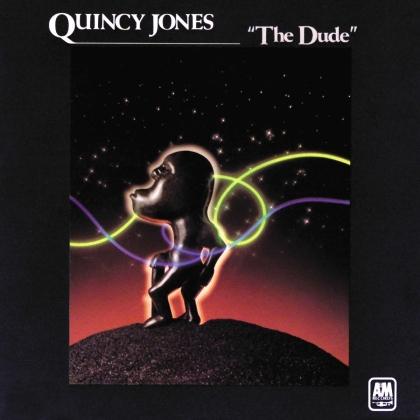 Quincy Jones - The Dude (2021 Reissue, a&m records, LP)