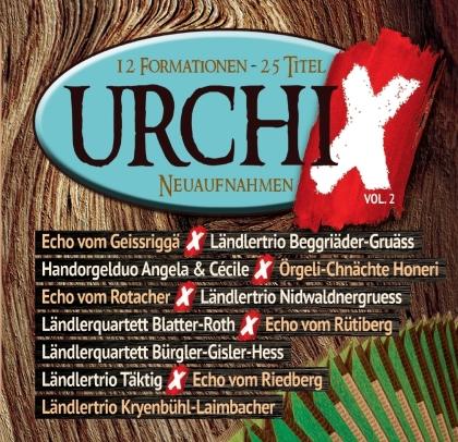 UrchiX Vol. 2