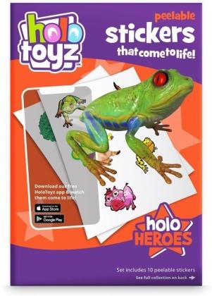 HoloToyz - Stickers - Holo Heroes