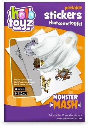 HoloToyz - Stickers - Monster Mash