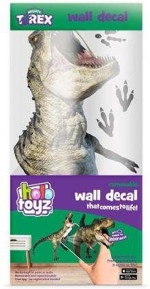 HoloToyz - Wall Decal T-Rex Theme incl. bonus decals