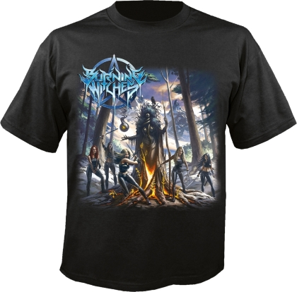 Burning Witches - The Witch Of The North T-Shirt