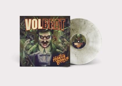 Volbeat - Hokus Bonus (RSD 2021, Black Friday 2021, Transparent Yellow/Black Vinyl, LP)