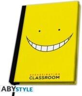 Carnet de Notes - Assassination Classroom - Koro sensei - A5 - 21,7 cm