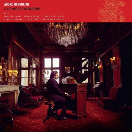 Andre Manoukian - Les Pianos De Gainsbourg