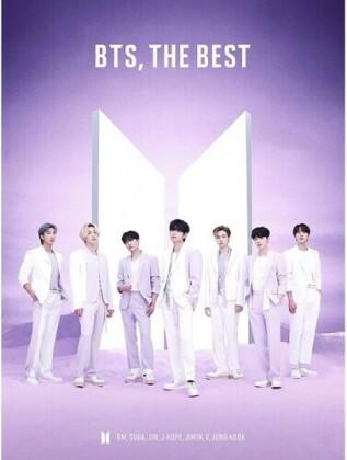 BTS (Bangtan Boys) (K-Pop) - The Best Of (Version A, Japan Edition, 2 CD + Blu-ray)