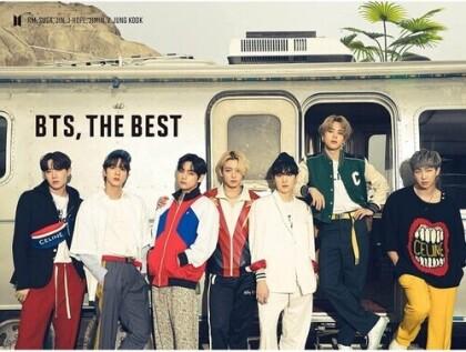 BTS (Bangtan Boys) (K-Pop) - The Best of (Version B, NTSC Region 2, Japan Edition, 2 CD + 2 DVD)