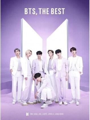 BTS (Bangtan Boys) (K-Pop) - The Best Of (Version C, Japan Edition, 2 CD)