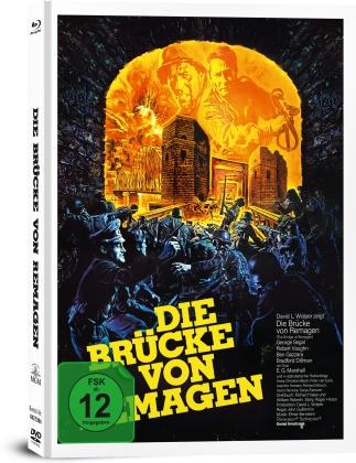Die Brücke von Remagen (1969) (Limited Collector's Edition, Mediabook, 2 Blu-rays + DVD)