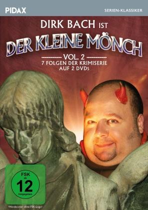 Der kleine Mönch - Vol. 2 - 7 Folgen (Pidax Serien-Klassiker, 2 DVDs)