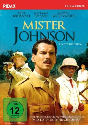 Mister Johnson (1990) (Pidax Film-Klassiker, Remastered)