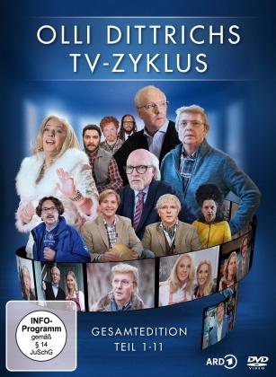 Olli Dittrichs TV-Zyklus - Gesamtedition - Teil 1-11 (2 DVDs)