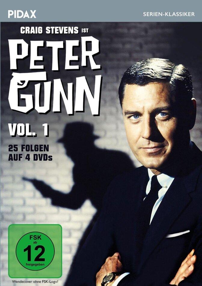 Peter Gunn - Vol. 1 (Pidax Serien-Klassiker, 4 DVDs)