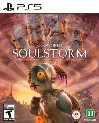 Oddworld - Soulstorm Day 1 Oddition