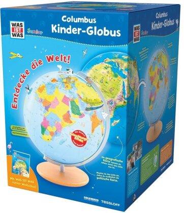 WAS IST WAS Junior Columbus Kinder-Globus