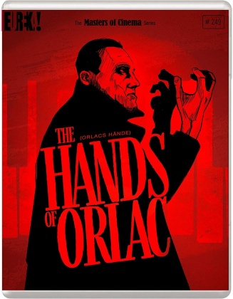 The Hands Of Orlac (1924) (Masters of Cinema, Silent movie)
