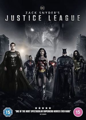 Zack Snyder's Justice League (2021) (2 DVDs)
