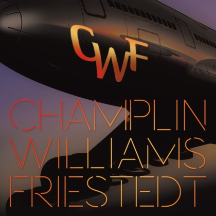 Bill Champlin (Ex-Chicago), Joseph Williams (Toto) & Peter Friestedt - CWF (2021 Reissue, Bonustracks)