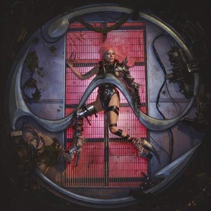 Lady Gaga - Chromatica (2021 Reissue, Trifold, Limited Edition, LP)