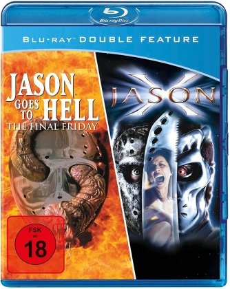 Jason X / Jason goes to hell (Neuauflage)