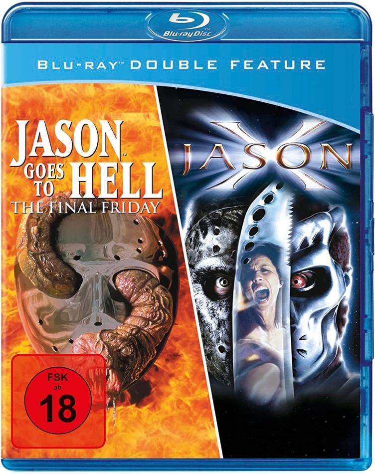 Jason X / Jason goes to hell (Neuauflage)