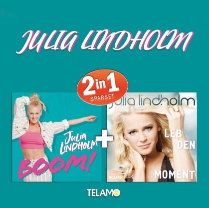 Julia Lindholm - 2 In 1 (2 CDs)