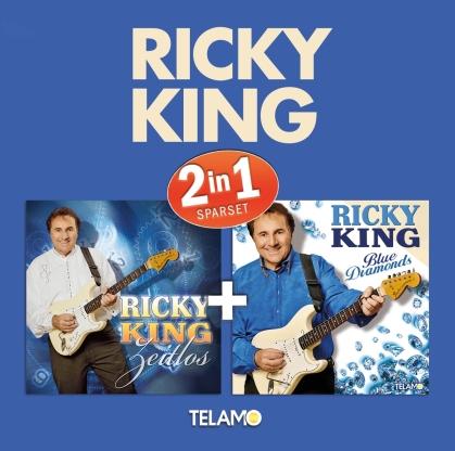 Ricky King - 2 In 1 (2 CDs)