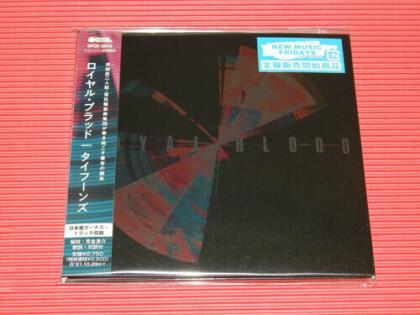 Royal Blood - Typhoons (+ Bonustrack, Japan Edition)
