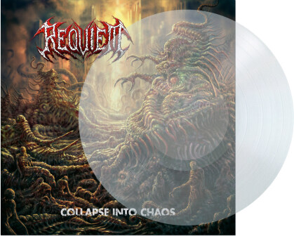Requiem - Collapse Into Chaos (Limited Edition, Clear Vinyl, LP)