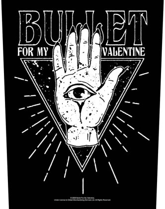 Bullet For My Valentine - All Seeing Eye Backpatch