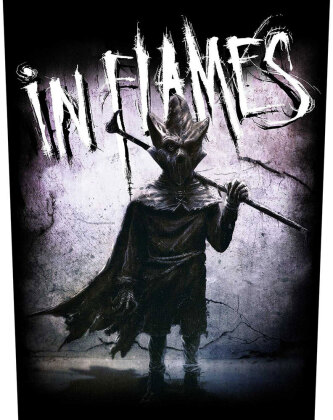 In Flames - The Mask Backpatch