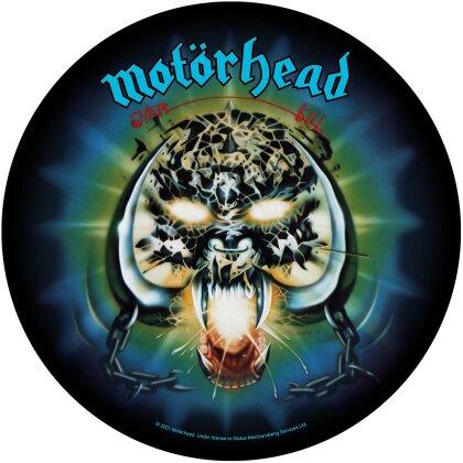 Motorhead - Overkill Backpatch