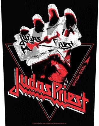 Judas Priest - Bristish Steel Vintage Backpatch