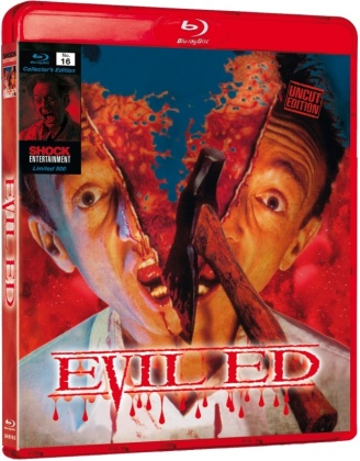 Evil Ed (1995) (Limited Collector's Edition, Uncut)