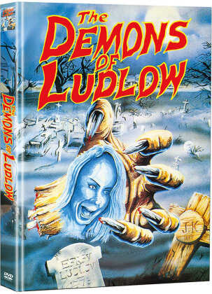 The Demons of Ludlow (1983) (Cover A, Super Spooky Stories, Limited Edition, Mediabook, 2 DVDs)