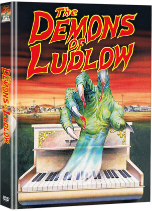 The Demons of Ludlow (1983) (Cover B, Super Spooky Stories, Limited Edition, Mediabook, 2 DVDs)