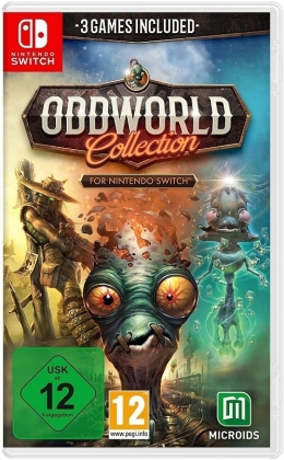 Oddworld - Collection