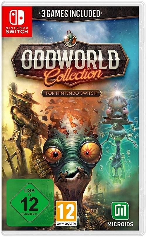 Oddworld - Collection