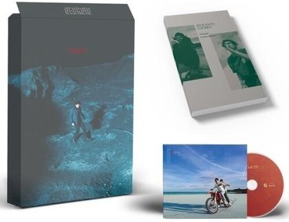 Georgio - Sacre (Boxset, Limited Edition, CD + Buch)