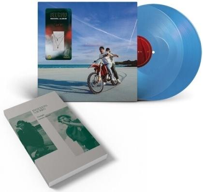 Georgio - Sacre (Limited Edition, Colored, LP + Buch)