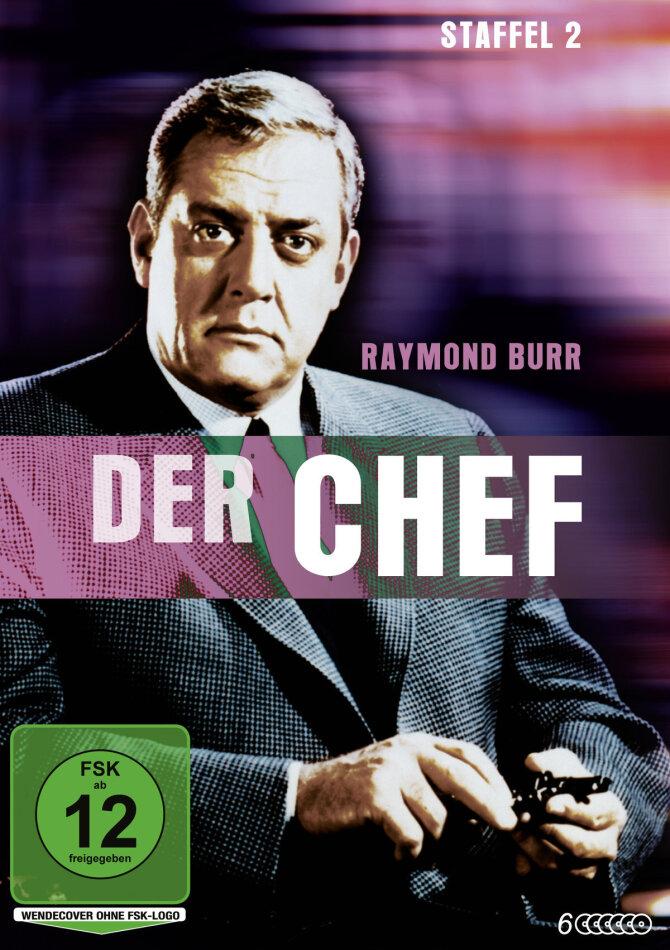 Der Chef - Staffel 2 (6 DVDs)