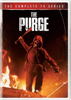 The Purge - The Complete Series - Seasons 1+2 (4 DVDs)