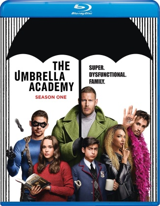 The Umbrella Academy - Season 1 (3 Blu-rays)
