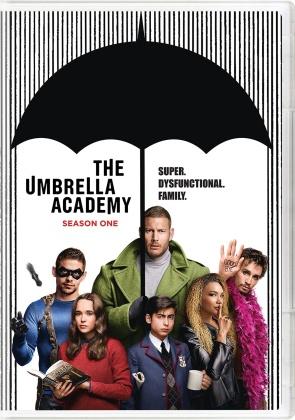 The Umbrella Academy - Season 1 (3 DVDs)