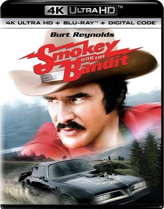 Smokey and the Bandit (1977) (4K Ultra HD + Blu-ray)