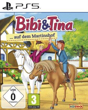 Bibi + Tina auf dem Martinshof