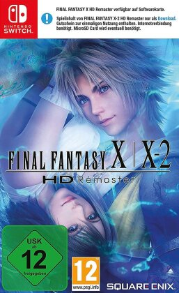 Final Fantasy X/X-2 - HD Remaster